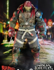 Threezero TMNT Out of the Shadows Raphael 1/6TH Scale Figure