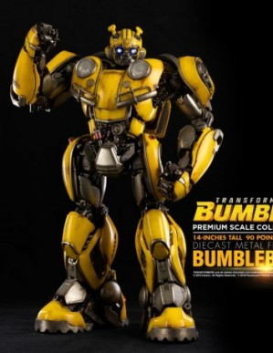 3A Toys Transformers Bumblebee Premium Scale Collectible Figure