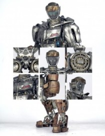 3A Toys REAL STEEL Atom 1/6TH Scale Figure