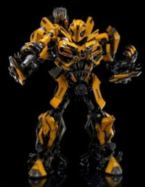 3A Toys Transformers The Last Knight Bumblebee Figure
