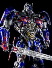 3A Toys Transformers The Last Knight Optimus Prime Exclusive Ver