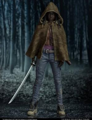 Threezero The Walking Dead Michonne 1/6TH Scale Figure