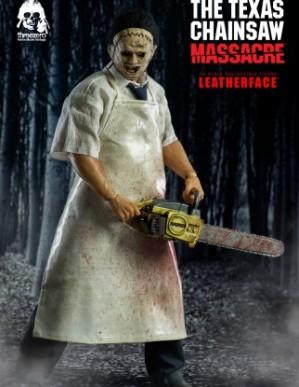 Threezero The Texas Chainsaw Massacre Leatherface 1/6th Scale Figure