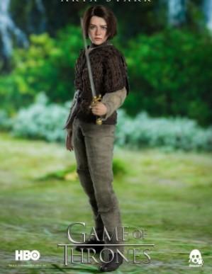 Threezero Game of Thrones Arya Stark 1/6TH Scale Figure