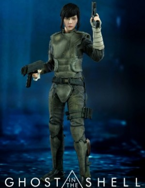 Threezero Ghost in the Shell The Major Exclusive 1/6TH Scale Figure