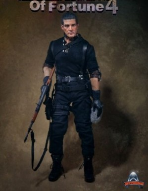 Art Figures Soldiers Of Fortune 4 1/6TH Scale Figure