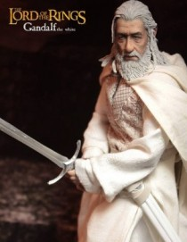 Asmus Toys The Lord Of The Rings Gandalf the White 1/6TH Scale Figure