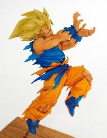 Dragon Ball Banpresto World Figure Colosseum Super Saiyan Goku