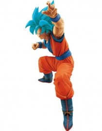 Banpresto Dragon Ball Super Saiyan God Goku Big Size Figure