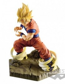 Banpresto Dragon Ball Z Absolute Perfection Goku Figure