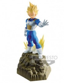 Banpresto Dragon Ball Z Absolute Perfection Vegeta Figure