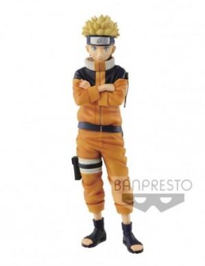 Banpresto Naruto Grandista Shinobi Relations Naruto Uzumaki Statue