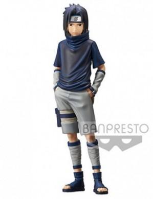 Banpresto Naruto Grandista Shinobi Relations Uchida Sasuke Statue