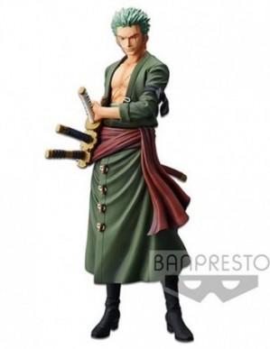 Banpresto One Piece Roronoa Zoro Grandista Statue