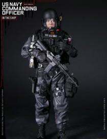 DAM Navy Commanding Officer 1/6TH Scale Figure