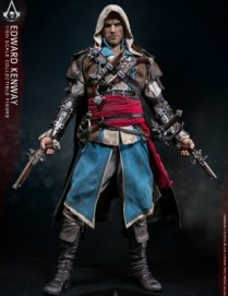 DAMTOYS Assassin's Creed Black Flag Edward Kenway 1/6th scale Figure
