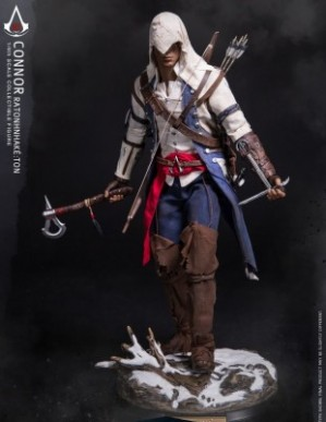DAMTOYS Assassin's Creed III Connor 1/6th Scale Figure
