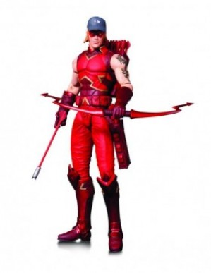 DC Collectibles Red Hood and the Outlaws Arsenal Action Figure
