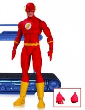 DC Icons Flash Action Figure