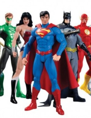 DC Collectibles Justice League New 52 Action Figure 7-Pack