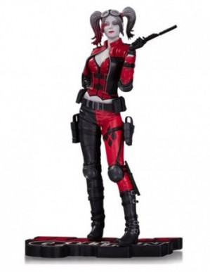 DC Collectibles Injustice 2 Harley Quinn 1/10TH Scale Statue