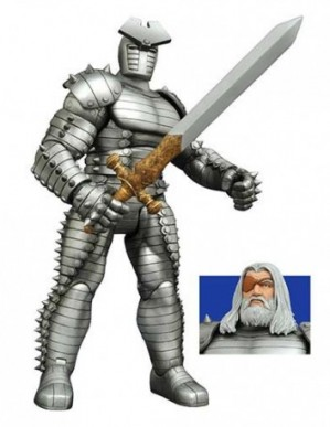 Marvel Select Odin Destroyer Armor Action Figure