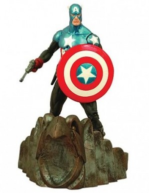 Marvel Select Captain America Bucky Action Figure