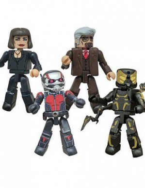 Diamond Select Marvel Minimates Ant-Man Movie Box Set