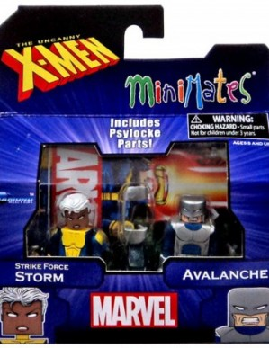 Diamond Select Marvel Minimates Storm and Avalanche