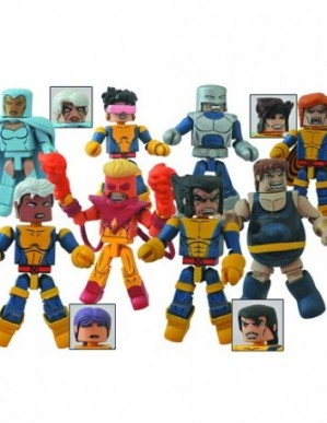 Diamond Select Marvel Minimates Series 60 Strike Force Set