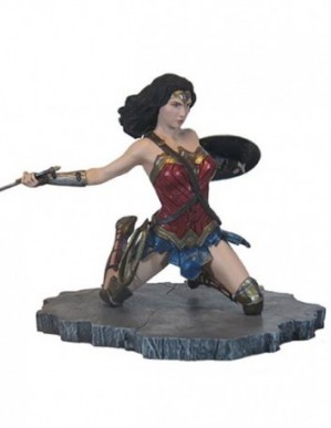 Diamond Select Justice League Movie Gallery Wonder Woman Statue