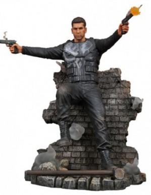 Diamond Select Marvel Gallery Netflix Punisher Season 1 Statue