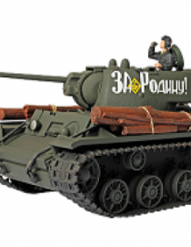 Forces of Valor 80071 1:32 RUSSIAN HEAVY TANK KV-1