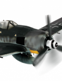 Forces of Valor 85266 1:72 GERMAN FW 190A-8