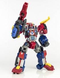 Fansproject Warbot WB0008 Trianix Alpha Robot Figure