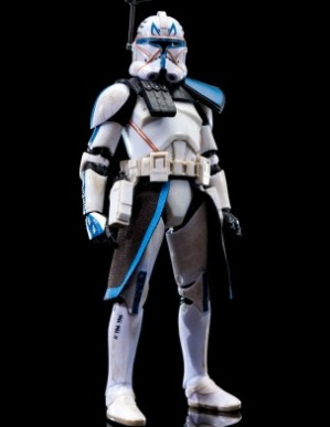 Hasbro Star Wars Black Series Captain Rex 6-Inch Action Figure
