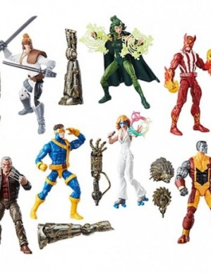 Hasbro Marvel Legends X-Men Wave 2 Set of 7