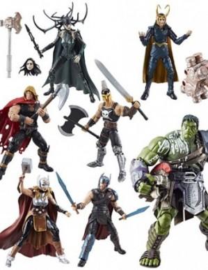 Hasbro Marvel Legends Thor Wave 1 Set of  6