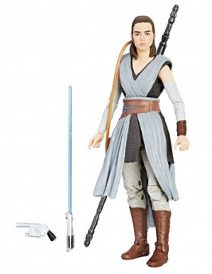 Hasbro Star Wars Black Series Rey (Jedi Training) 6-Inch Action Figure
