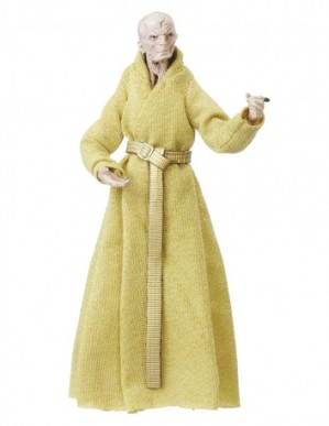 Hasbro Star Wars Black Series Supreme Leader Snoke 6-Inch Action Figure