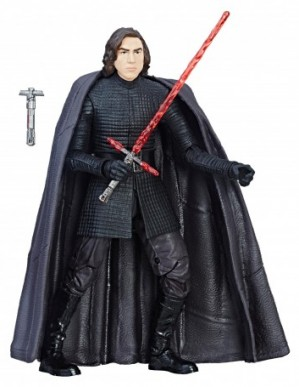Hasbro Star Wars Black Series Kylo Ren 6-Inch Action Figure