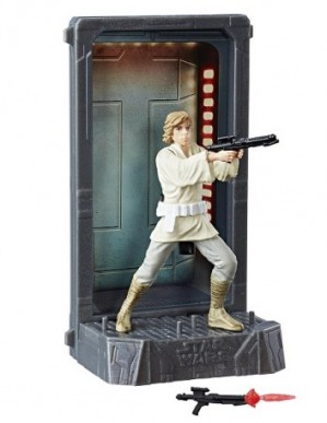 Star Wars 40th Anniversary Die-Cast EP4 Luke Skywalker