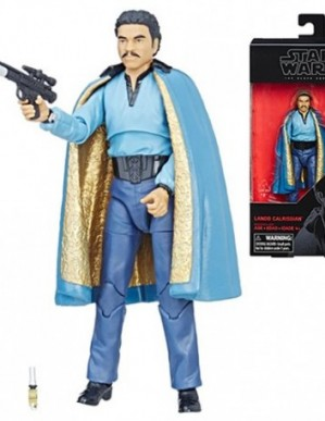 Hasbro Star Wars Black Series Lando Calrissian 6-Inch Action Figure