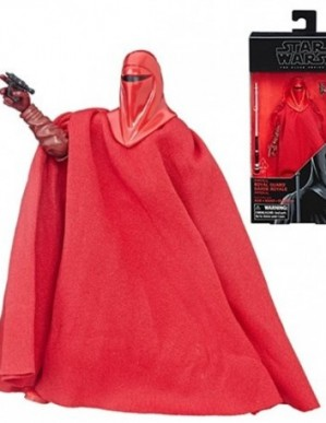 Hasbro Star Wars Black Series Royal Guard 6-Inch Action Figure