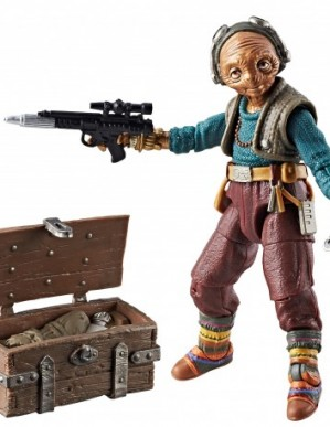 Hasbro Star Wars Black Series Maz Kanata 6-Inch Action Figure
