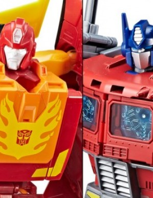 Transformers Power of the Primes Leader Wave 1 Set of 2