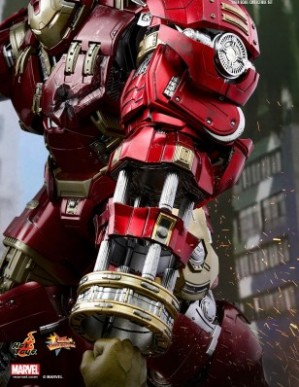 Hot Toys AVENGERS: AGE OF ULTRON HULKBUSTER ACCESSORIES