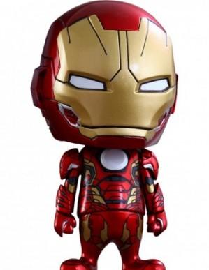 Hot Toys Avengers Iron Man Mark XLV Cosbaby Bobble Head
