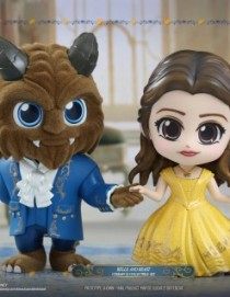 Hot Toys Beauty and the Beast Cosbaby Set