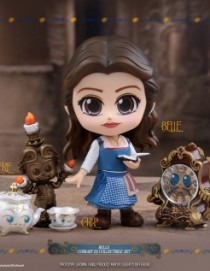 Hot Toys Beauty and the Beast Belle Cosbaby Set